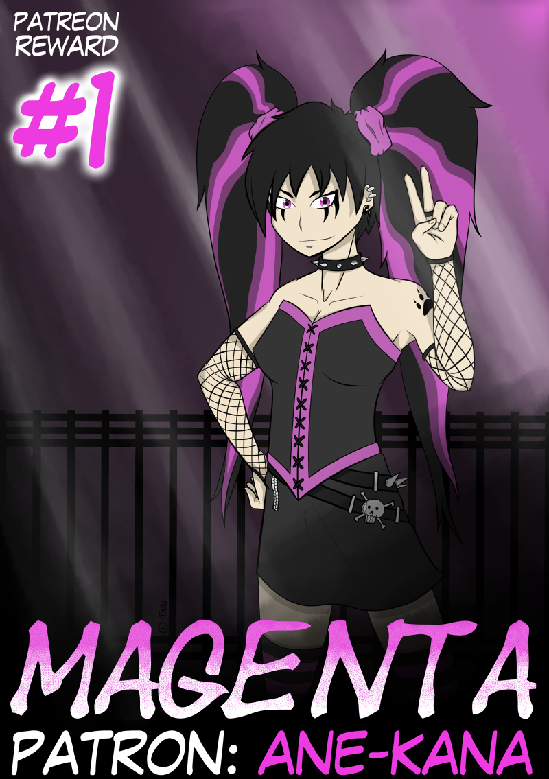 CH1 - XTRA / Patreon Reward #1: Magenta